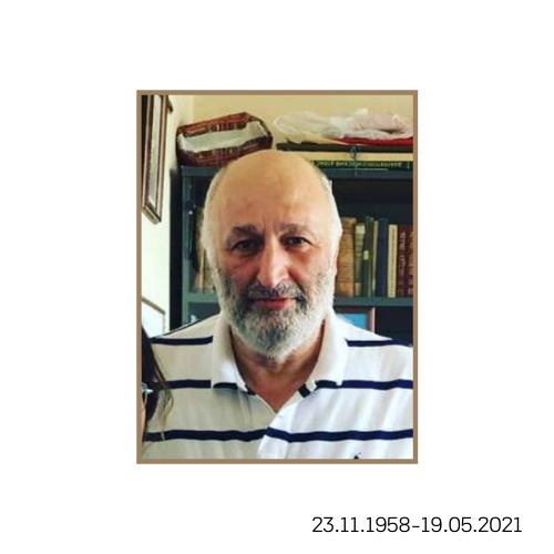 Ушел из жизни Вартан Казарович Казарян